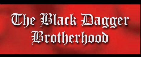Black  Dagger Brotherhood by J.R. Ward, one of my favorite authors