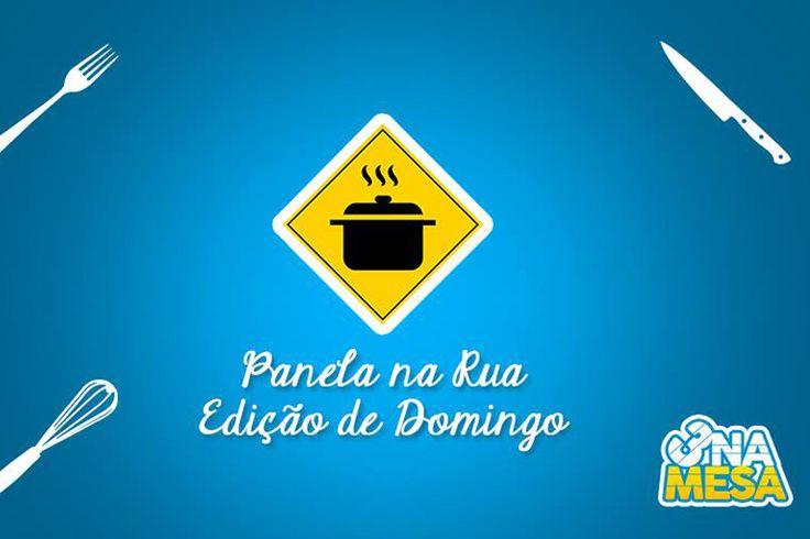 Panela Na Rua - Edição de Domingo - http://chefsdecozinha.com.br/super/noticias-de-gastronomia/feiras-gastronomicas/panela-na-rua-edicao-de-domingo/ - #3NaMesa, #ComidaDeRua, #FeiraDeRua, #PanelaNaRua, #Superchefs