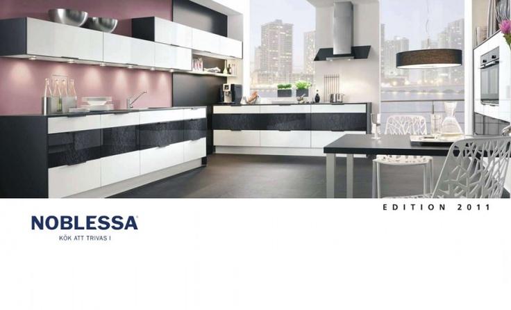 Kök från NOBLESSA - HUS365
