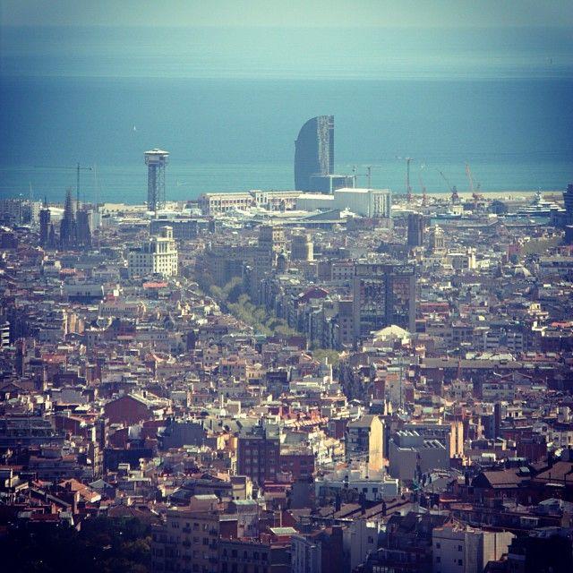 Barcelona nos ofrece una visión global del Mediterráneo europeo. ¿Posible capital del Mediterráneo?