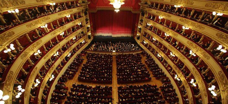 """See """"Le Nozze di Figaro"""" at La Scala, the epitome of Italian opera houses."""