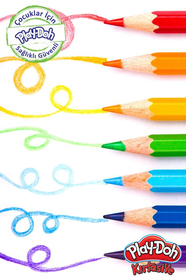 """""""Sonbahar Rüzgarları"""" adlı çalışmamız!  #playdohkirtasiye #playdoh #playdohstationery #stationery #kirtasiye #kuruboya #colourpencils #playdohcolourpencils #playdohkuruboya #colour #color #pencils #autumn #kids #çocuk #okul #school #paint #painting #painyer #boyama"""