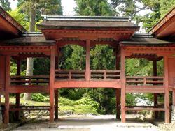Enryakuji Temple, Kyoto.