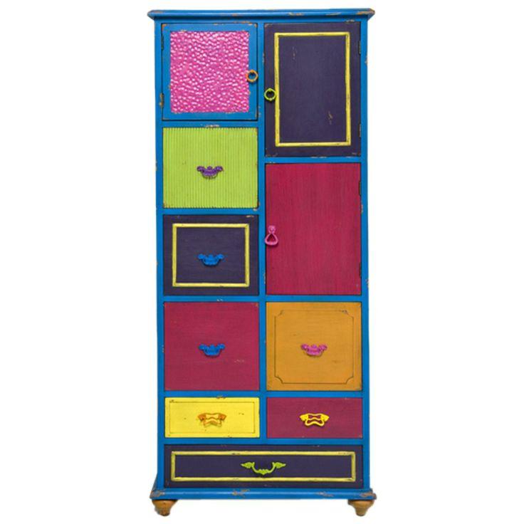 Exceptionnel Gitano Tall Cabinet | ACHICA