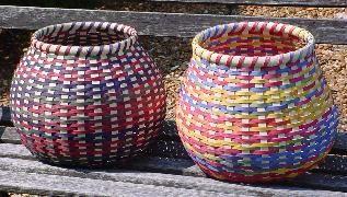pottery baskets