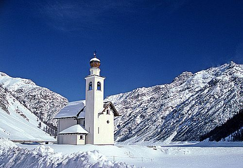 livigno, the best place in Italy for skiing