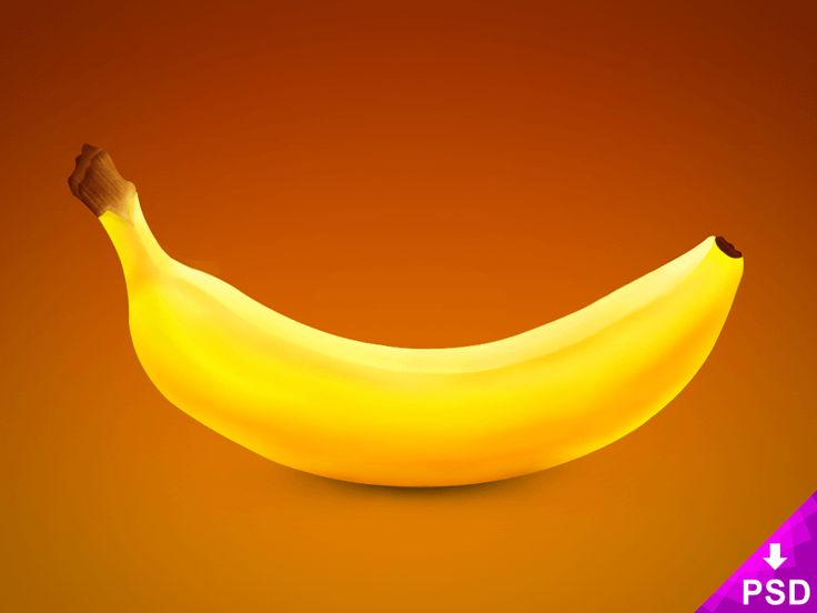 Realistic Banana Image