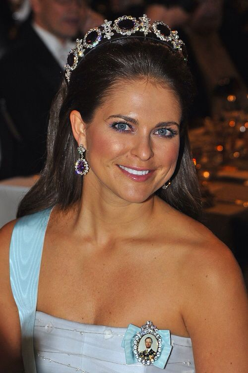 Princess Madeleine of Sweden daughter of King Carl Gustaf