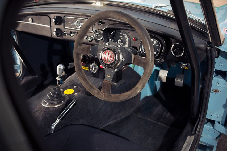 1964 MG B FIA Race Car - Silverstone Auctions