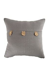 COCONUT BUTTON 45X45CM SCATTER CUSHION