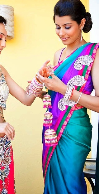 #saree # color