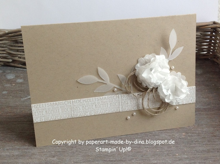 Schönes aus Papier handgemacht!: Mal raus aus meiner Komfortzone