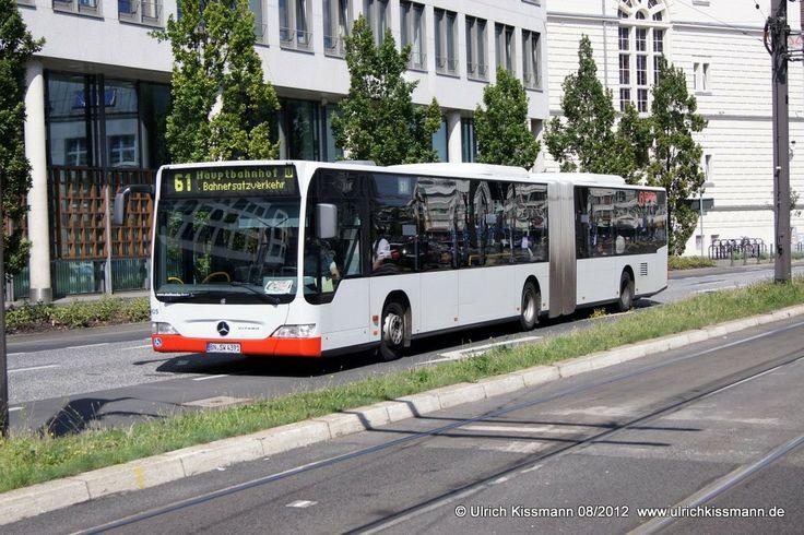 0905 Bonn Stadthaus 11.08.2012 - SEV auf der Linie 61
