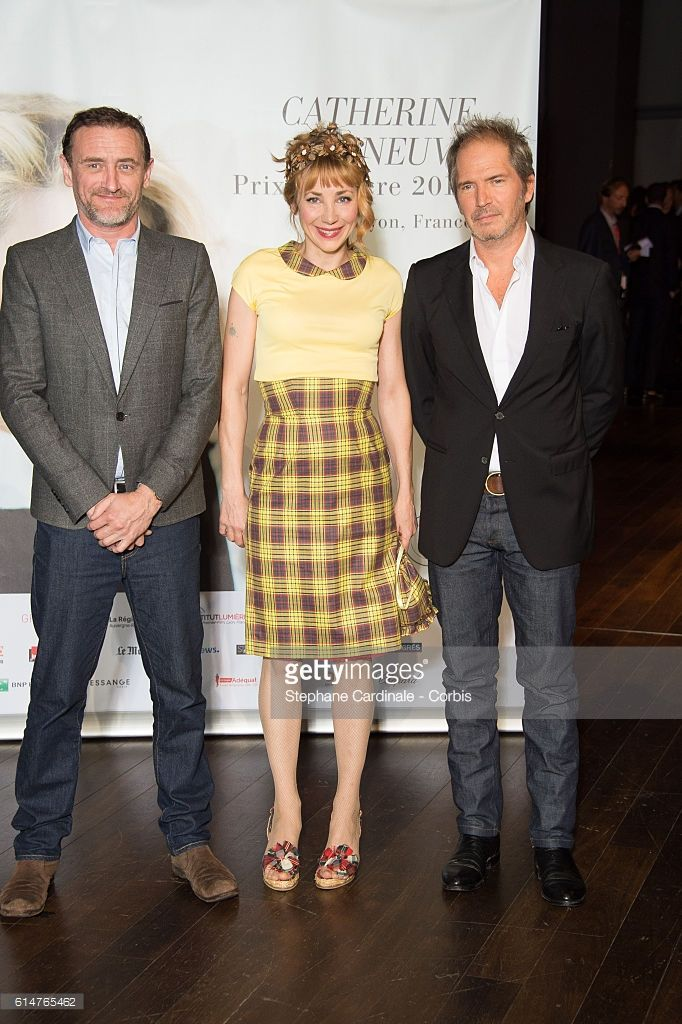 Photo d'actualité : Jean-Paul Rouve, Julie Depardieu and Christopher...