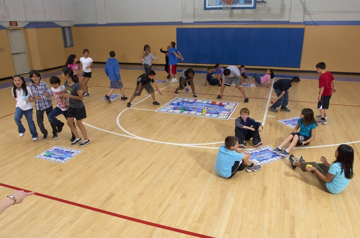 MrGym.com Good website dedicated to physical education. Lots of ideas for indoor/outdoor games at a variety of age levels.
