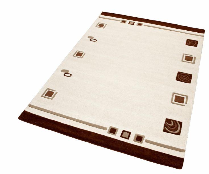 Teppich beige, B/L: 120x180cm, 13mm, »TULSIPUR«, THEKO EXKLUSIV Jetzt bestellen unter: https://moebel.ladendirekt.de/heimtextilien/teppiche/sonstige-teppiche/?uid=52e85cd8-e918-57ed-827f-85bd4b8e00ee&utm_source=pinterest&utm_medium=pin&utm_campaign=boards #heimtextilien #sonstigeteppiche #teppiche