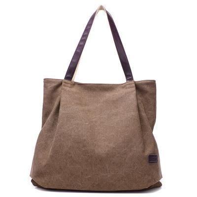 Fashion Plain Canvas Tote Bags For Women - Beige/Black/Sky Blue/Brown/Gray/Red  AuhaShop canvas tote bags street style ideas outfit blank plain  fashion totebag canvases cool beautiful chic  gift simple accessories outlets awesome website products online shopping shops store womens fashion Australia united states canada uk