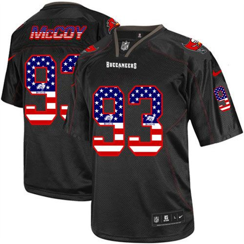 white nfl jersey gerald mccoy mens elite black jersey nike nfl tampa bay buccaneers usa flag fashion limited womens
