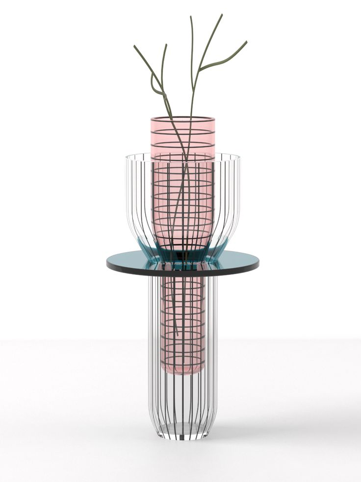 Toy vase by Guillaume Delvigne - 2015