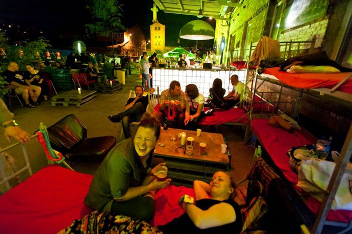 Vote for your favorite summer city spots in Warsaw! EXAMPLE.PL