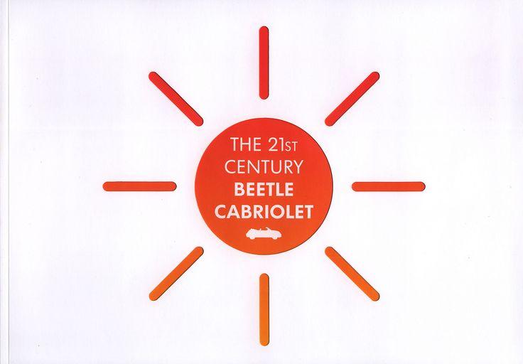 https://flic.kr/p/JemxKA | Volkswagen Beetle - The 21st Century Beetle Cabriolet; 2013_1