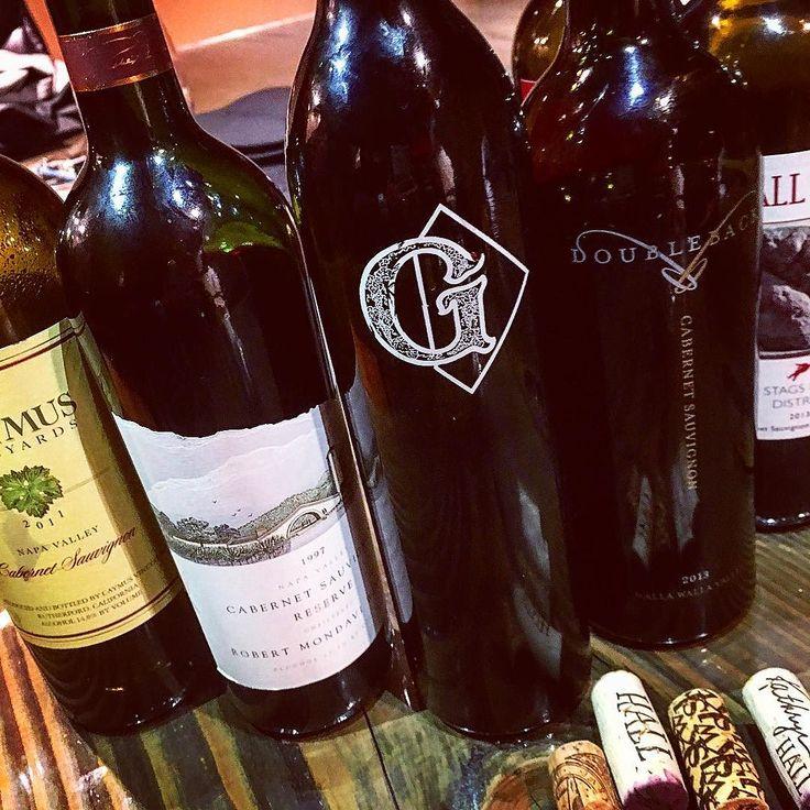 Whos missing here? Come join the #pdxwinecrew  #gemstonewine #robertmondavi #hallwinery #caymus #winewednesday #epicwines #goodtimes