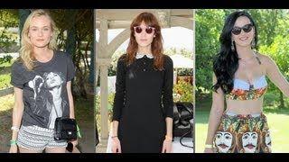 Best Dressed Celebrities at Coachella Weekend 1 | Music Festival Style | Fashion Flash Celebrity Videos http://celebrity-videos.info/