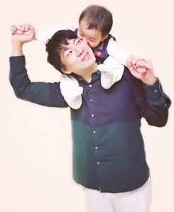 Minguk with appa | The Return of Superman