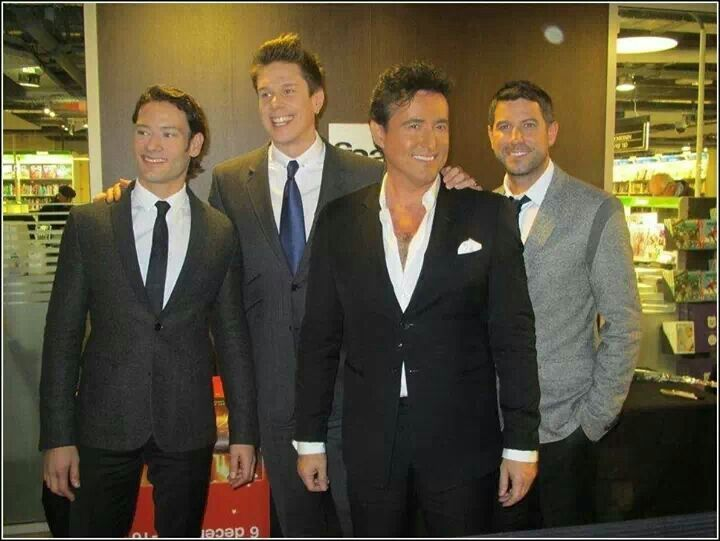 17 best images about il divo on pinterest barbra streisand my boys and new zealand - Divo music group ...