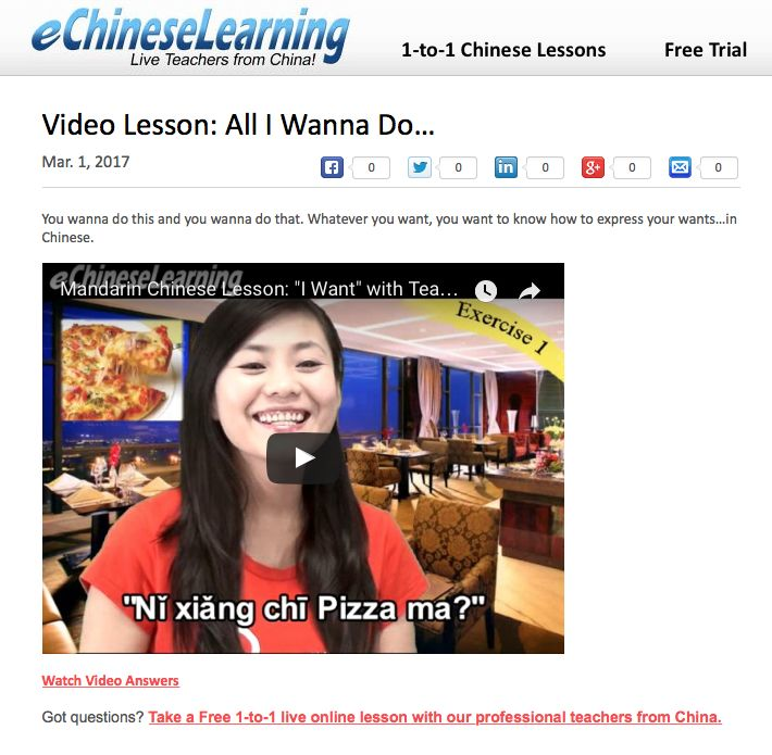 You wanna do this and you wanna do that. Whatever you want, you want to know how to express your wants…in Chinese.