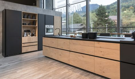 Les plus belles cuisines bois