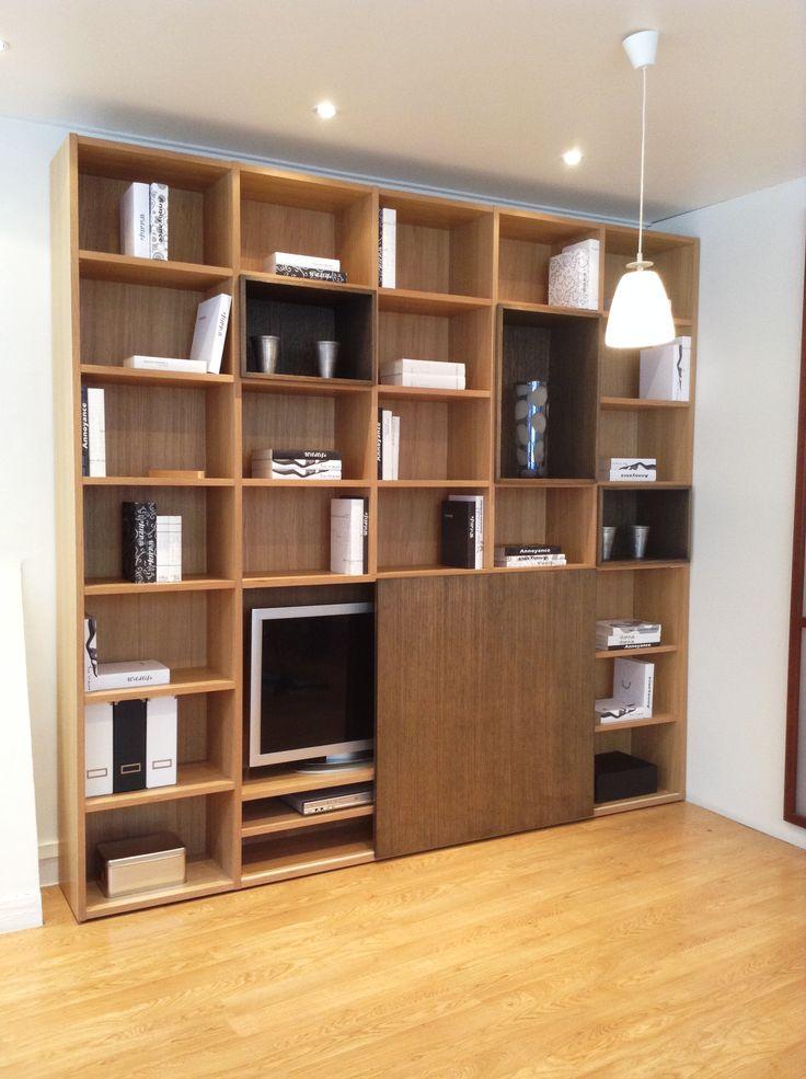 les 8 meilleures images du tableau meuble tv cach e sur pinterest stands tv meuble tv et. Black Bedroom Furniture Sets. Home Design Ideas
