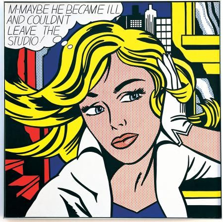 Roy Lichtenstein, el chico tímido del Pop Art | Trasdós