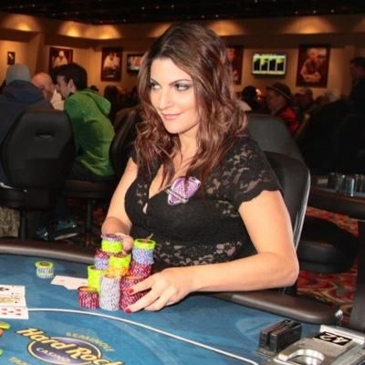 Campbell poker player