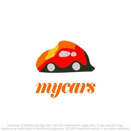 Cars Logo | Logo Design | Free Logo PSD