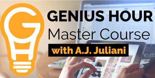 Genius Hour Master Course