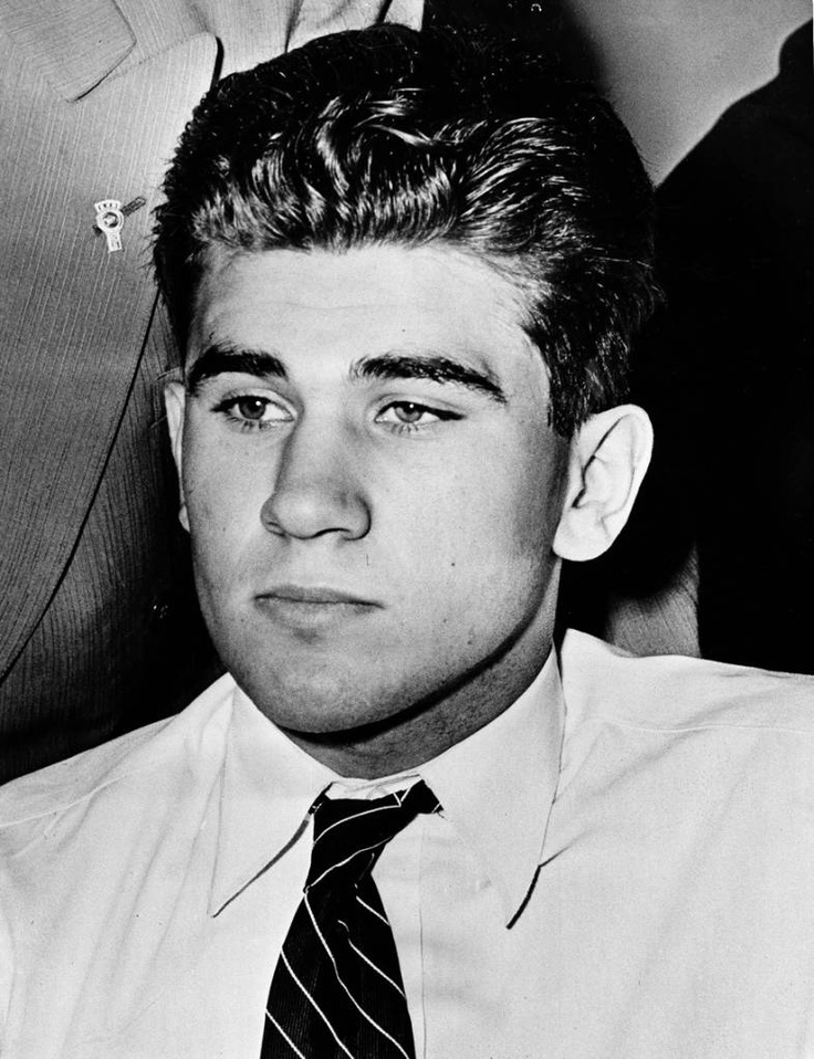 "William Heirens ~ The infamous ""Lipstick Killer"""