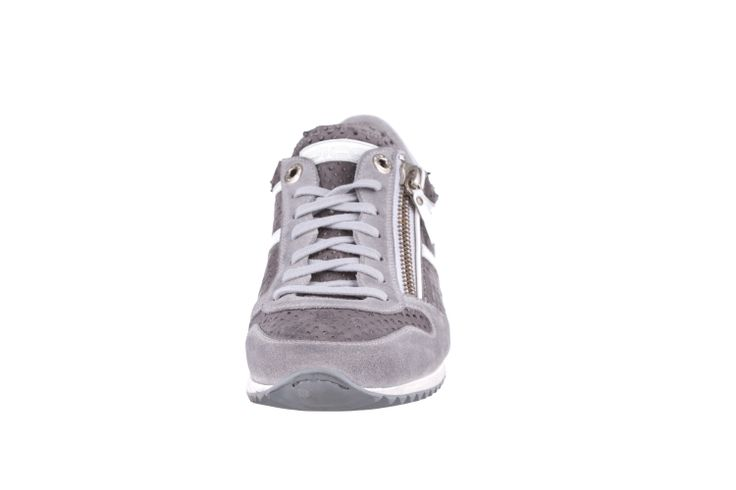 RUNNING SNEAKERS IN IRON TEXTURE METAL LEATHER AND SUEDE, WITH ZIP #Corvari #shoesofthemonth #ss2014 #sneakers