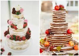 Naked Cake X Casamento = Chique!