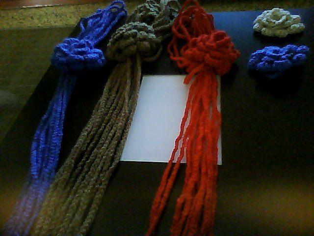 bufandas collares