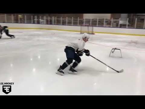 Professional Power Skating and Skills Training: Fall Break 2017 Sweden: F.E. HOCKEY - YouTube