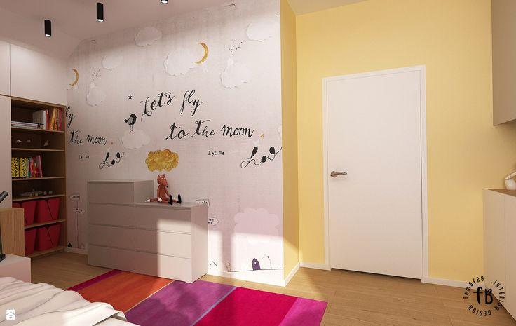 Pokój Ani - zdjęcie od Femberg Architektura Wnętrz - Pokój dziecka - Styl Nowoczesny - Femberg Architektura Wnętrz