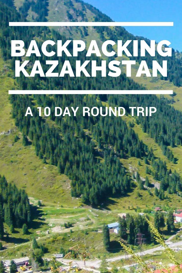 Kazakhstan & Kyrgyzstan Mountain Adventure