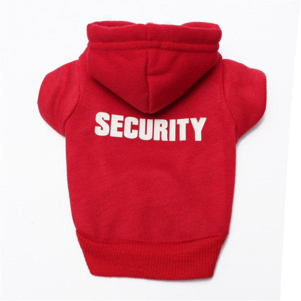 3 Colors Pet Dog Security Clothes Jumpsuit Puppy Costume Coat Hoodie - Banggood Mobile