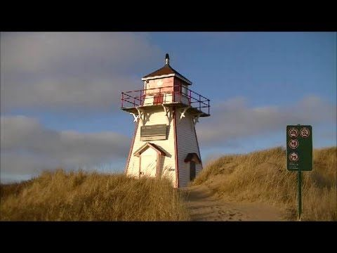 Covehead Harbour Lighthouse., Prince Edward Island