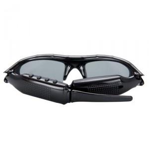 THF DVR69 2GB Camera Video MP3 Player Sunglasses Silver White & Black & Blue & Red