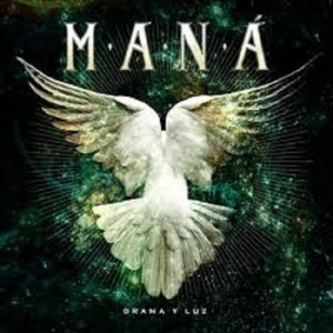 "The last CD ""Drama y Luz"" of Maná. Listen. (#Mana #CD #music)"