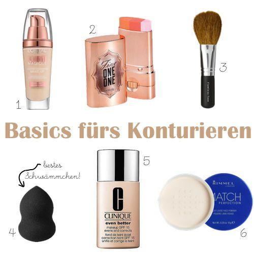 Konturieren via StyleHype.de