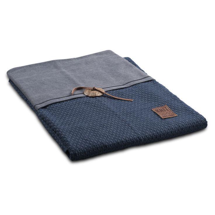 Plaid gerstekorrel jeans by Knit Factory www.knitfactory.nl