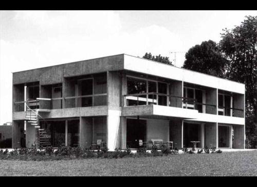 House Gooden, Breda 1966, Hugh Maaskant